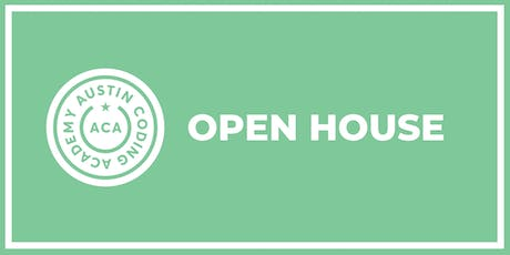 Austin Coding Academy   Open House   @ Capital Factory   11.20.19 tickets