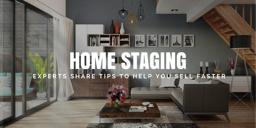 Free Brunch and Learn! Staging Secrets on a Shoe-String Budget