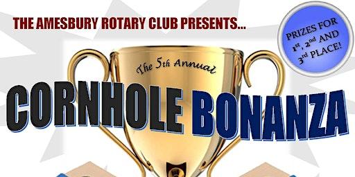 7th Annual Amesbury Rotary Cornhole Tournament