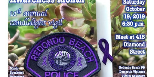 Domestic Violence Candlelight Vigil