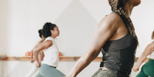 Barre3 at Diane Matthews School of Dance Arts with Michelle