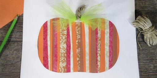 Pumpkin Story Time & Craft