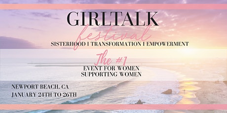 GirlTalk Festival tickets