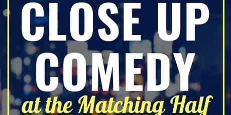 Close Up Comedy Show 9/26 tickets
