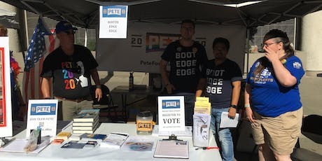 Volunteer for the Booth-Edge-Edge at the Castro Street Fair tickets