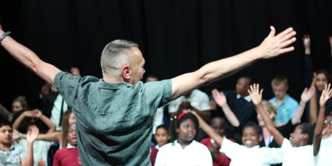 Community Music Practise: Reaching Out to Young People