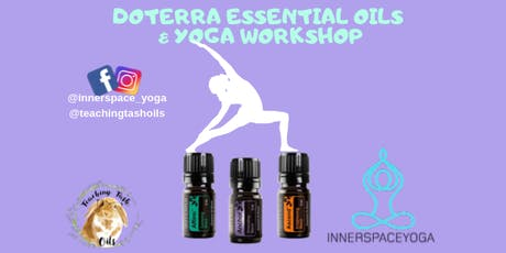 dŌTERRA Essential Oils and Yoga tickets