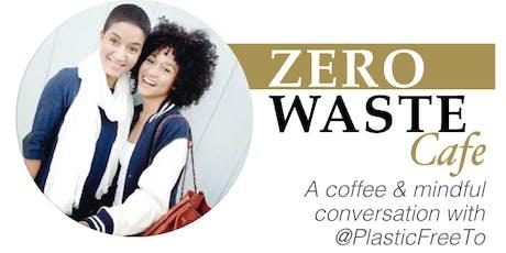 Zero Waste Café tickets
