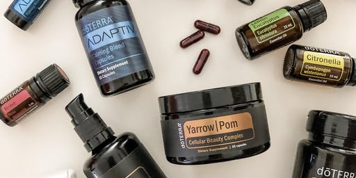 Doterra New Product Party