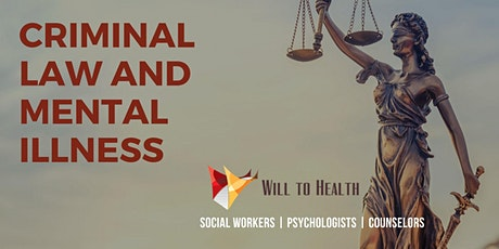 ETHICS Criminal Law and Mental Health - 6 CEs tickets