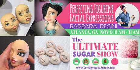 Figurine Facial Expressions with Barbara Regini tickets