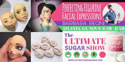 Figurine Facial Expressions with Barbara Regini
