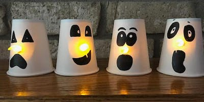 Ghost Story Time & Craft