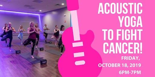 Schenectady Acoustic Yoga