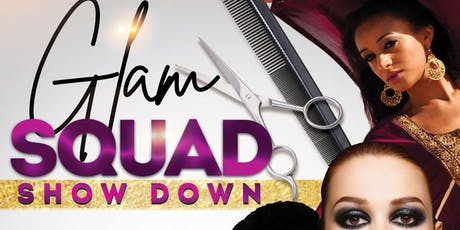 ISOB Glam Squad Competition tickets