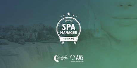 Spa Manager Iguazu entradas