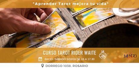 Curso de Tarot Rider Waite entradas