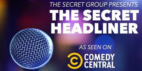 THE SECRET HEADLINER (Comedy Central) tickets