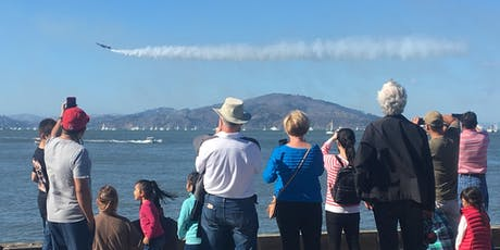 Fleet Week Viewing Party at the Pier 29 Waterfront  tickets