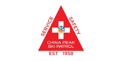 China Peak Ski Patrol Refresher - Visiting Patroller