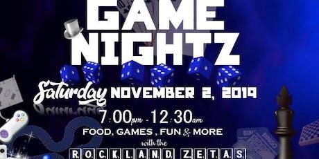Game NightZ 2019 tickets