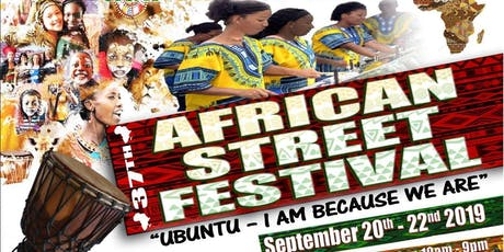 37th Annual African Street Festival tickets
