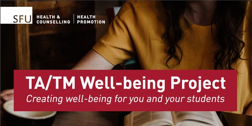 TA/TM Well-being Project