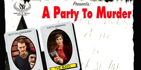 A Party to Murder tickets