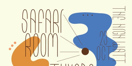 Safari Room w/ Ghost Soul Trio & Tuxedo Wildlife tickets