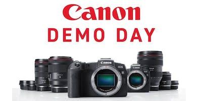 Canon Demo Day