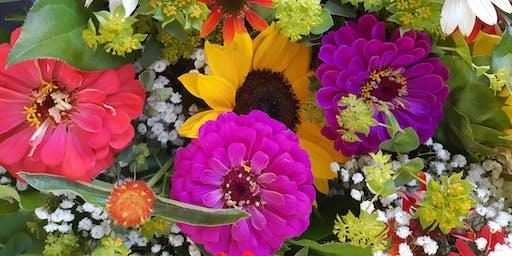Seasonal Floral Centerpiece Workshop