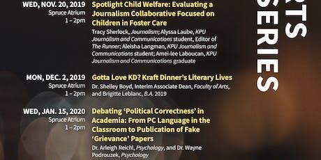 Gotta Love KD? Kraft Dinner's Literary Lives - KPU Arts Speaker Series tickets