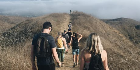 Hike Santa Barbara with Ventura Joggers Club tickets