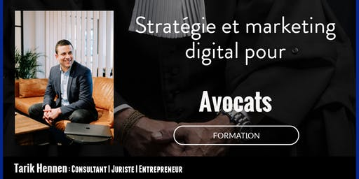 Stratégie et Marketing Digital pour Avocats