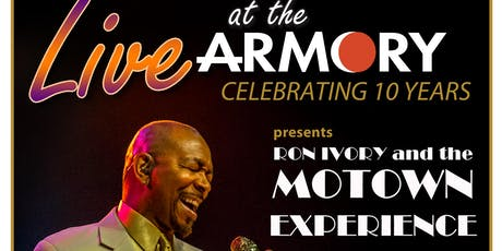 The Armory Performing Arts Center Celebrating 10 Years tickets