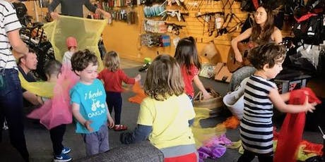 Tip Top Tots: Music, Movement, Bikes tickets