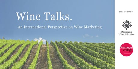 Wine Talks 5 tickets