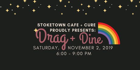 Drag + Dine tickets