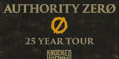 Authority Zero @ Holy Diver