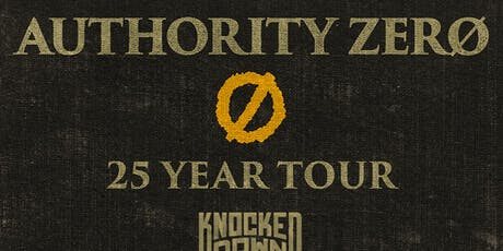 Authority Zero @ Holy Diver tickets