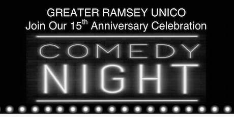 UNICO COMEDY NIGHT featuring UNCLE FLOYD tickets
