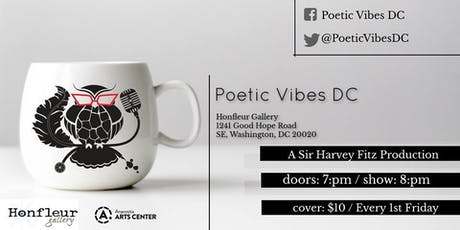 Poetic Vibes Open Mic tickets