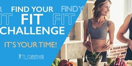 Lunch and Learn: Find Your Fit tickets