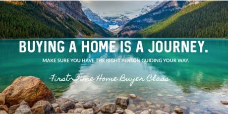 Colorado First Time Home Buyer Class tickets