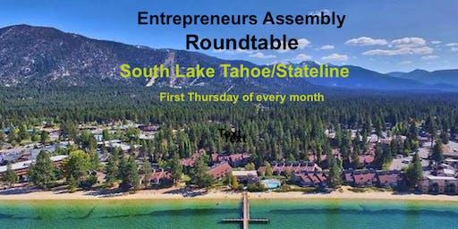 Entrepreneurs Assembly Roundtable - South Lake/Stateline
