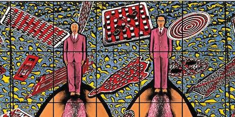 TALK | The Pursuit of Art, by Martin Gayford tickets