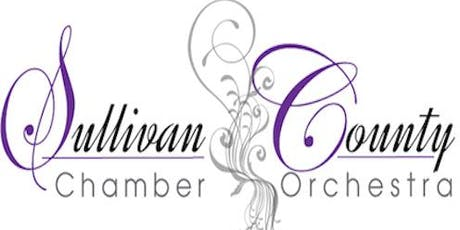 Sullivan County Chamber Orchestra Quartet: A German Celebration (Saturday) tickets
