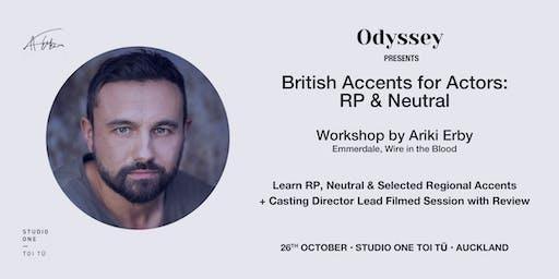 British Accent for Actors: RP & Neutral