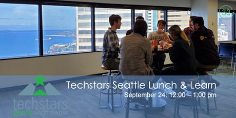 Techstars Seattle Lunch & Learn tickets