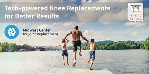 Dinner Event with Dr. Carter: Smart Technology for Knee Replacement